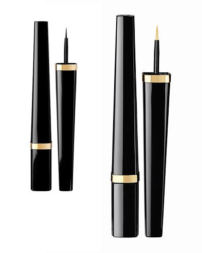 Очна линия черно и златно Chanel
