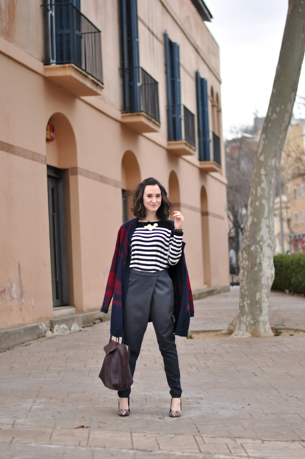 tailored trousers streetstyle
