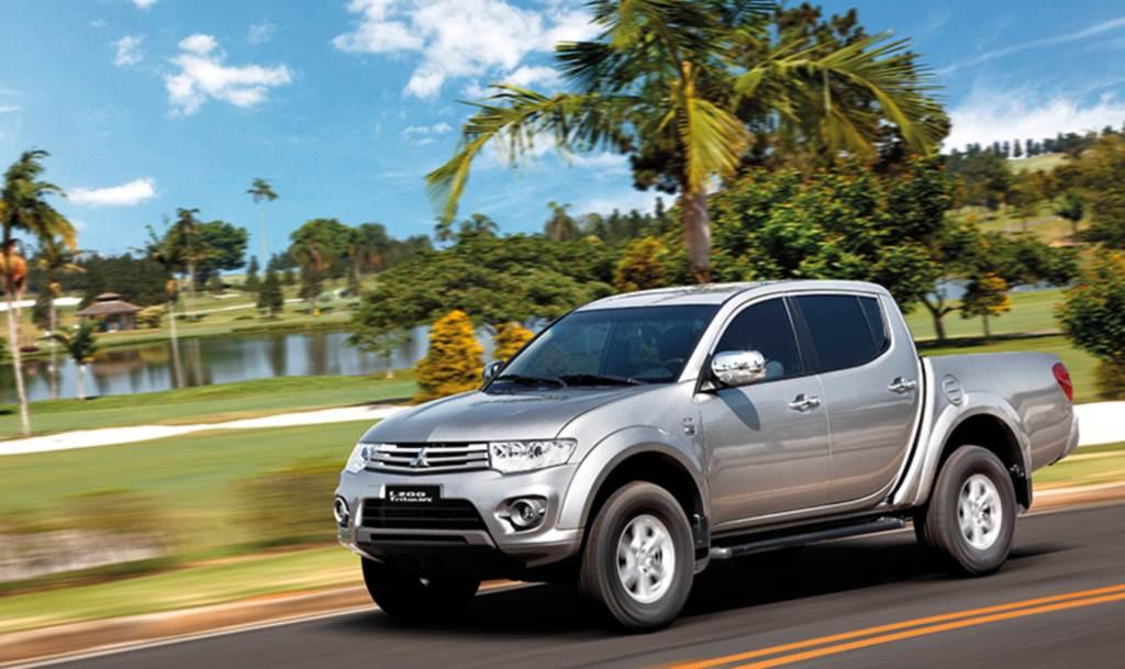 Mitsubishi L200 Triton HPE 2014: fotos e preço | CAR.BLOG.BR - Carros