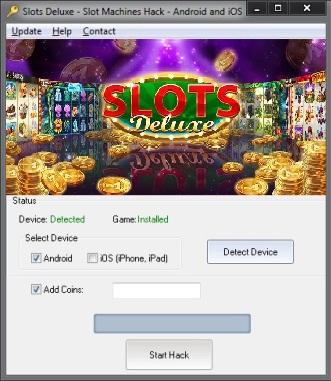 slots deluxe hack