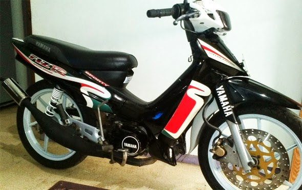 Kumpulan Foto dan Gambar Modifikasi Yamaha F1ZR