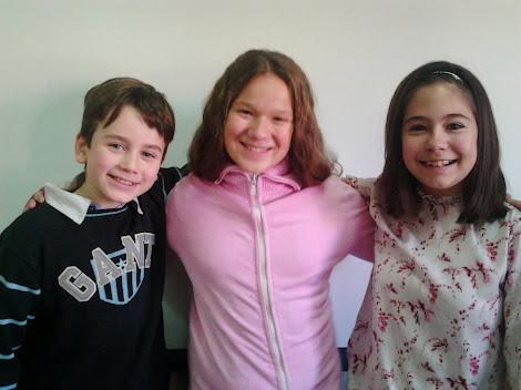 Pablo, Osana, María