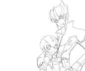 #7 Kaito Tenjo Coloring Page