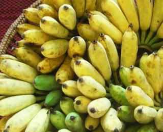 กล้วยน้ำว้าห่าม