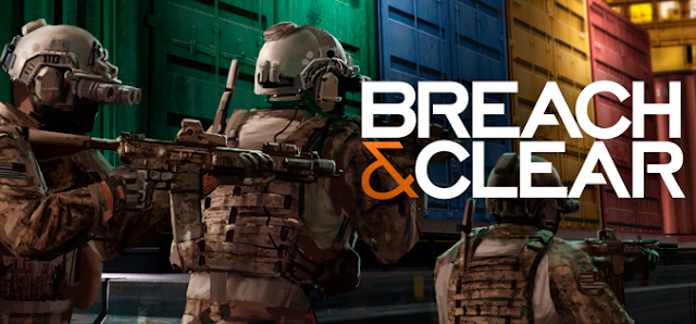 Breach & Clear v1.23e Apk + Data Full [Funcional / All Devices]