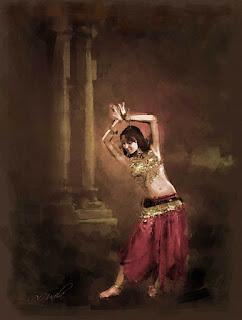 danza arabe en imagenes