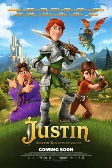Justin Và Hiệp Sĩ Quả Cảm (2013)