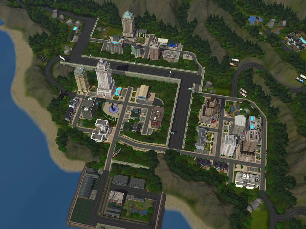 my sims 3 blog updated anne arbor by my sim realty