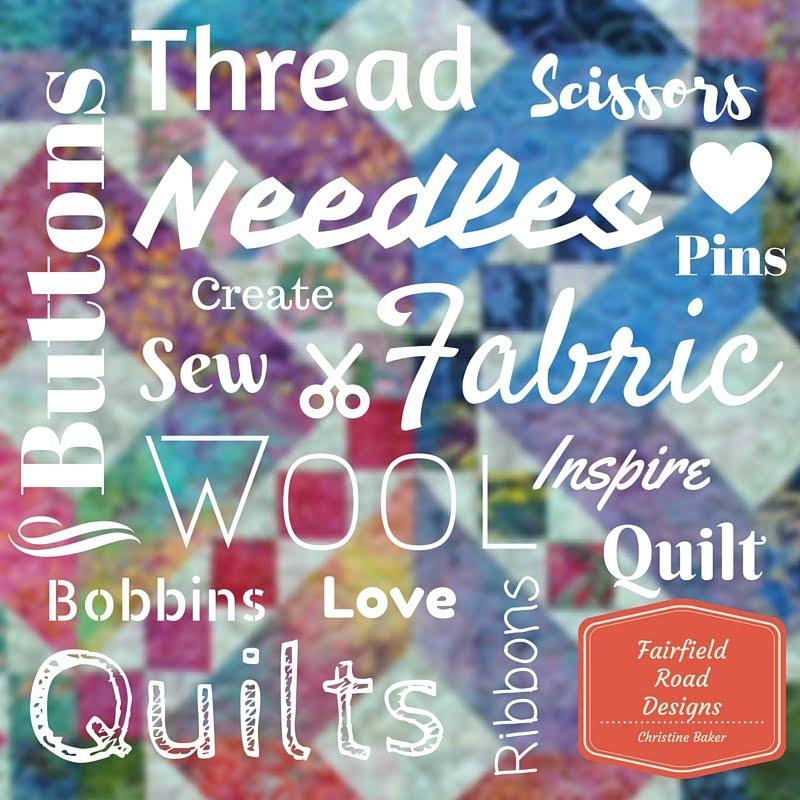 Create, Love. Quilt
