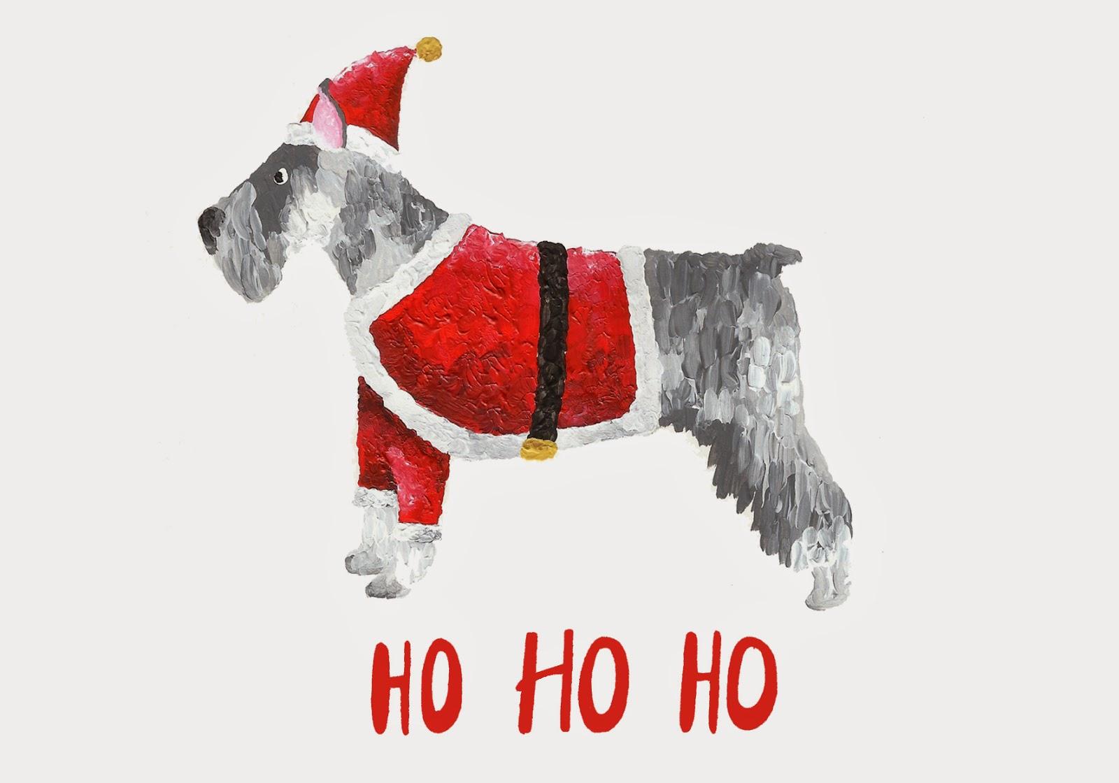 CHRISTMAS CARDS 2014 | LEXIE MAC