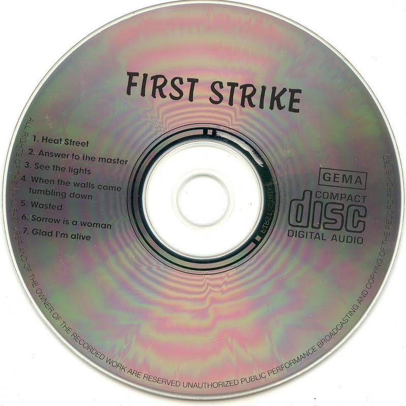 Def Leppard First Strike EP