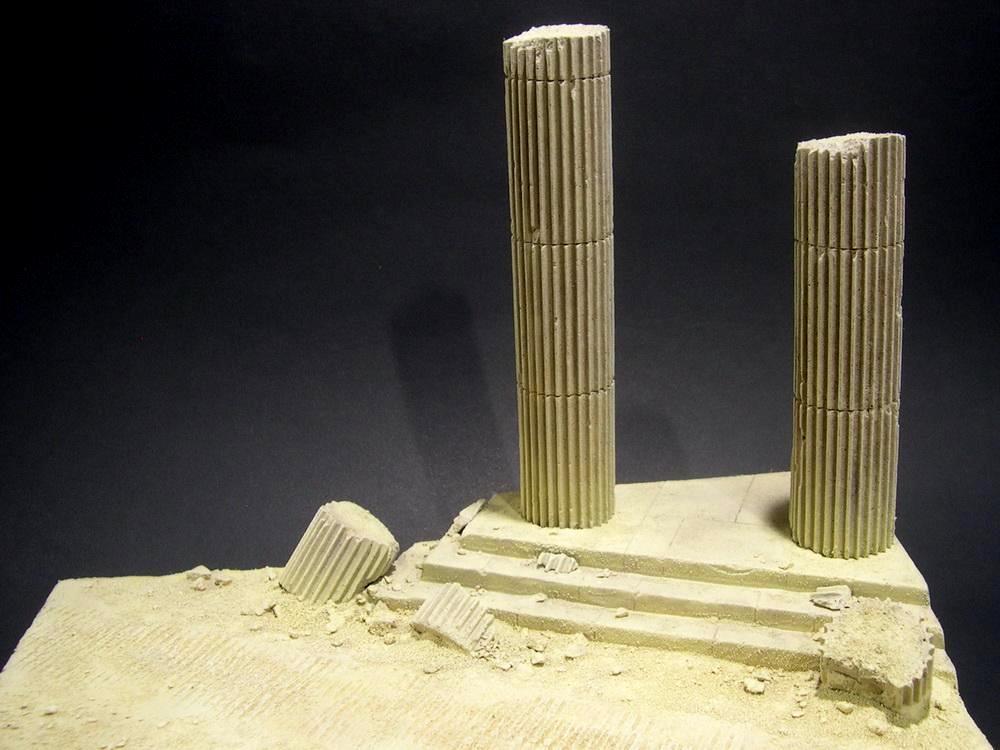 minisocles le blog tuto fabriquer des colonnes romaines en pl tre. Black Bedroom Furniture Sets. Home Design Ideas