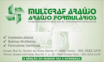 A GRÁFICA DO PASTOR ALDEMIR
