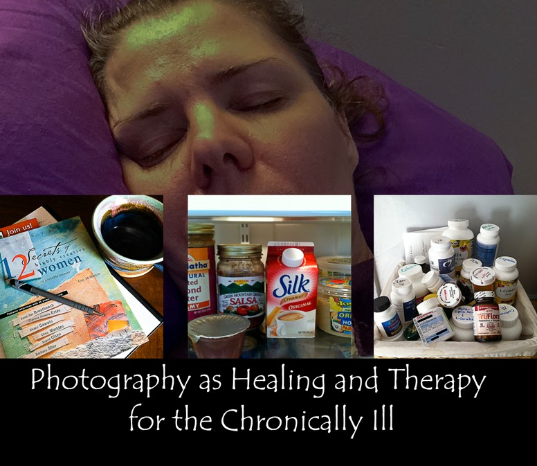 Photography as healing and therapy for the chronically ill