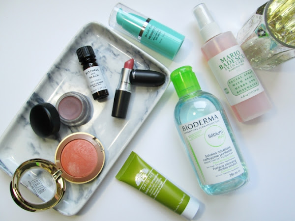 Monthly Beauty Favorites | May 2015