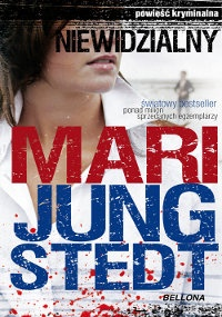 Jungstedt Maria - Niewidzialny