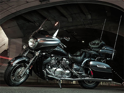 Yamaha Pictures 2013 Royal Star Venture S Specifications Review