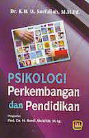 toko buku rahma: buku PSIKOLOGI PERKEMBANGAN DAN PENDIDIKAN, pengarang saefullah, penerbit pustaka setia