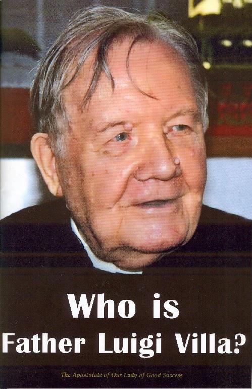 Fr. Villa Exposes Vatican II & Conciliar Popes