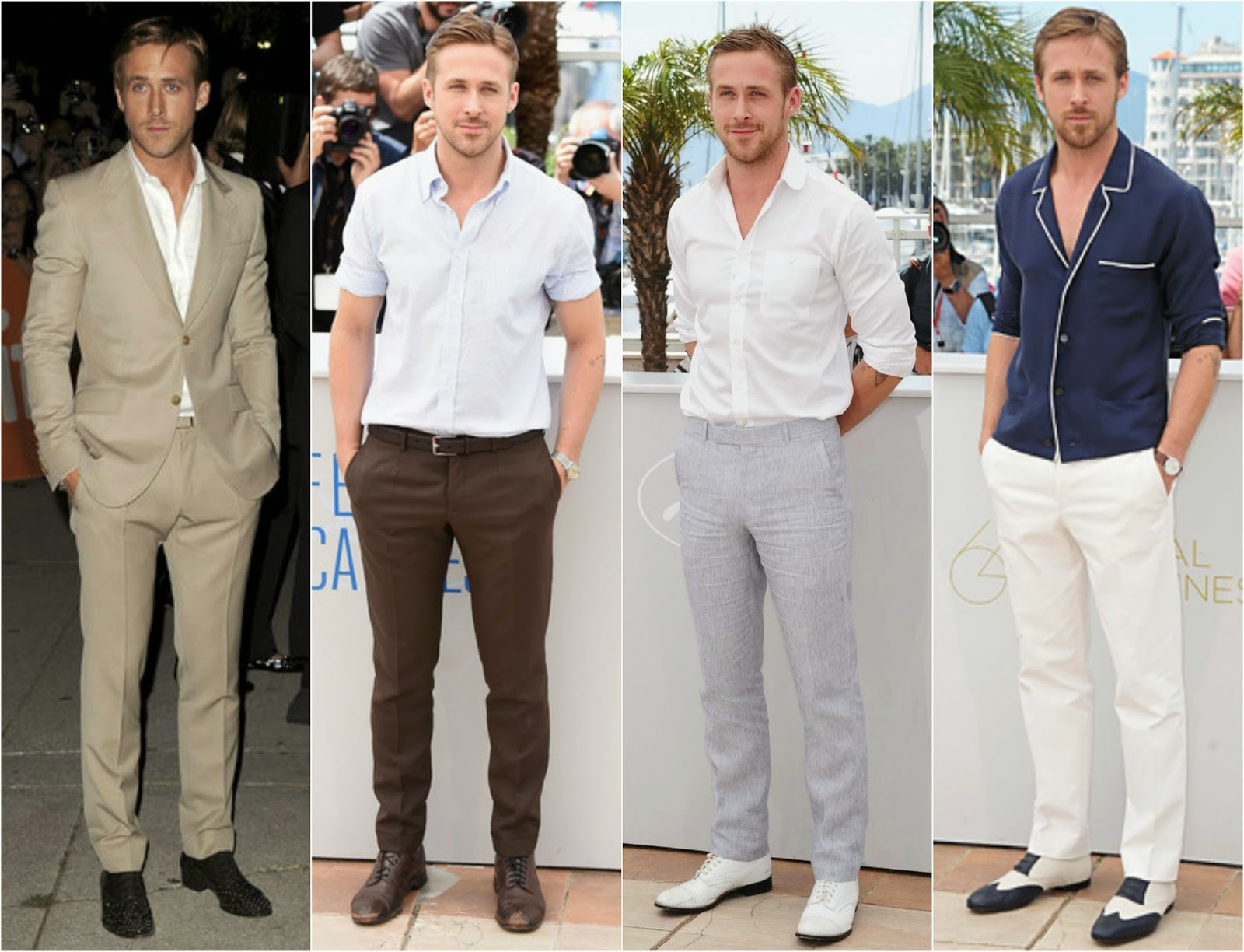 So Aside From Using Him To Get Outfit Inspiration For The Men In Your Life Can Women Do Ryan Gosling I Say Yesvery Doable