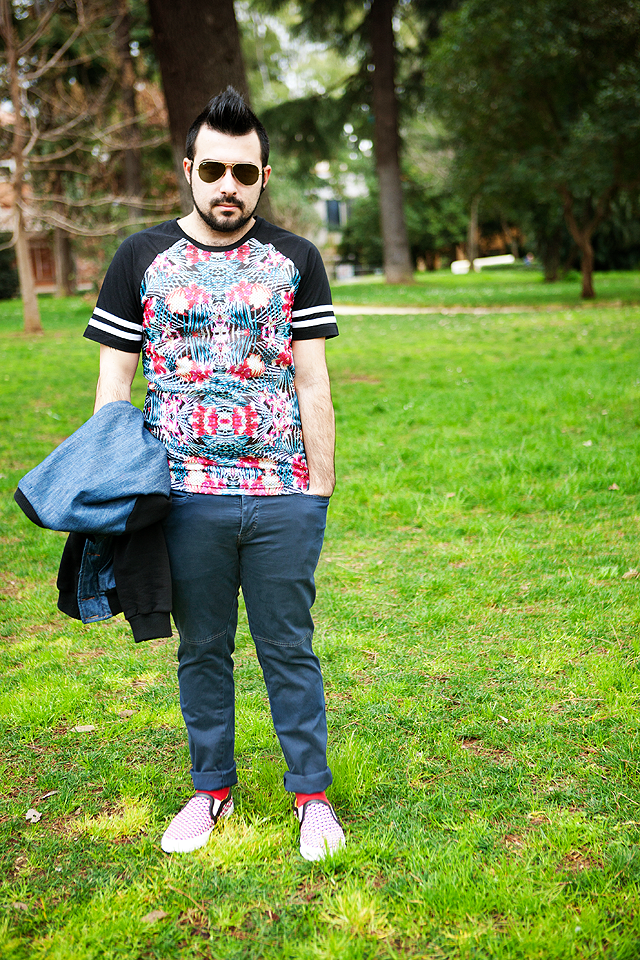 Outfit, Fashion blogger, Close-Up, Guy Overboard