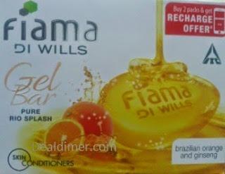 Buy Fiama Di Wills Gel Bathing Bar