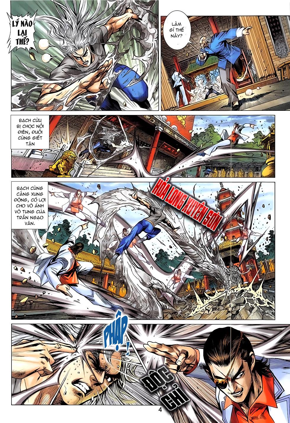 Tân Tác Long Hổ Môn chap 795 Trang 4 - Mangak.info
