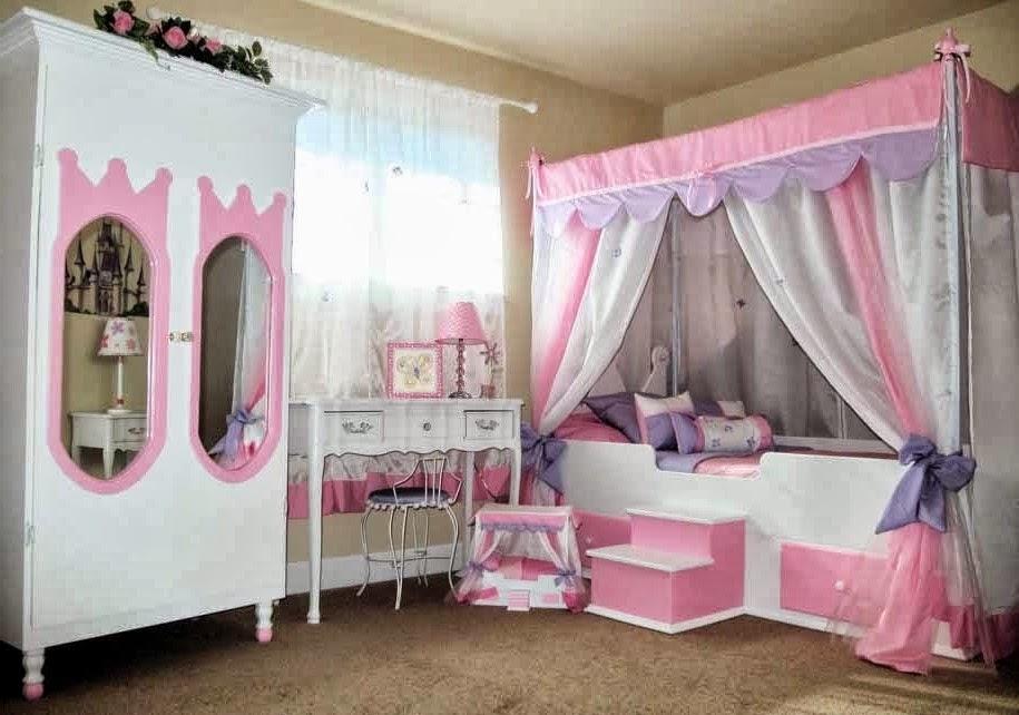 Desain interior kamar anak remaja
