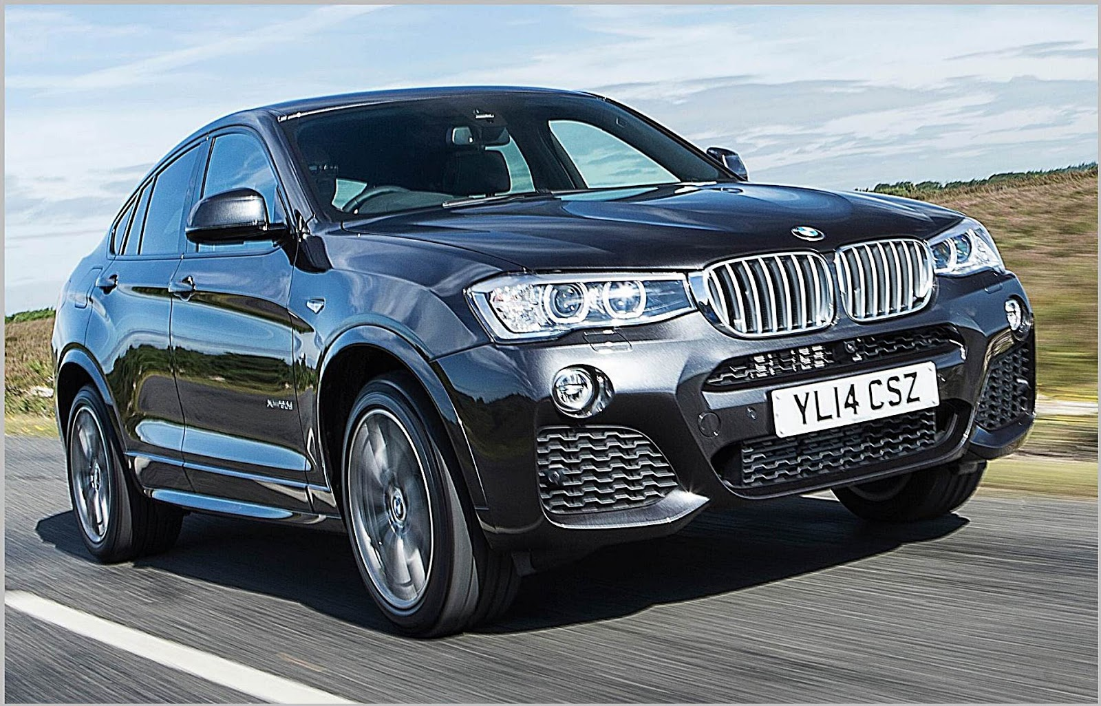 2017 Bmw X4 Dimensions Auto Bmw Review
