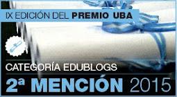 9ª Edición Premio UBA