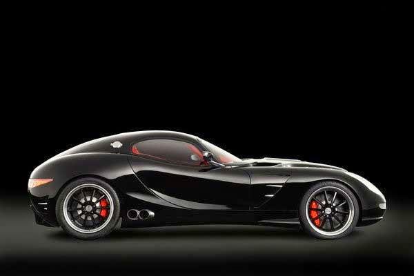 New 2014 Trident Iceni Magna Concept