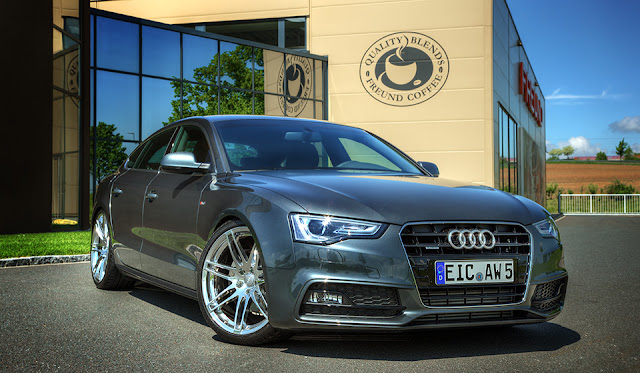 Car photography by Marcel Kaiser, Audi A5 Sportback
