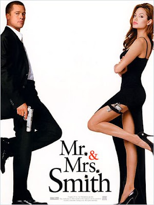 Mr. & Mrs. Smith streaming vf