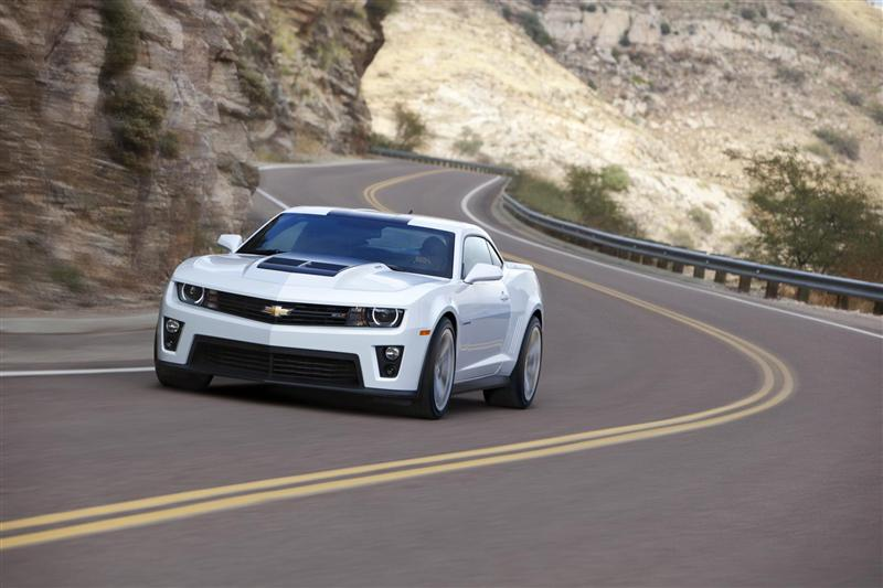 Chevrolet Camaro 2013 Wallpaper