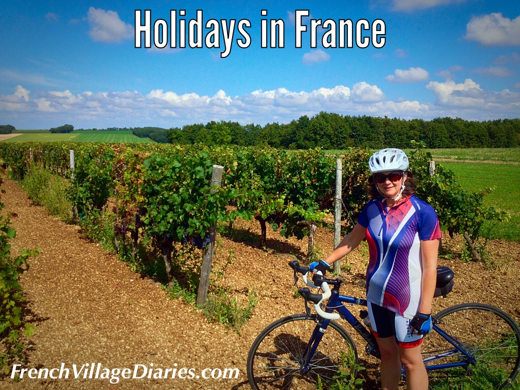 when are the french school holidays