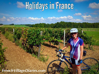 French Village Diaries public and school holiday dates France 2016
