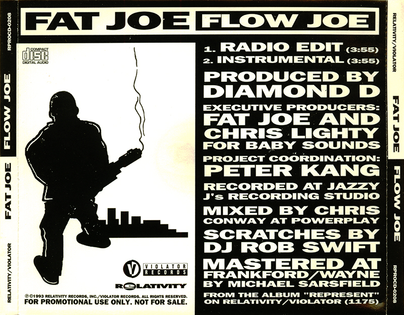 Fat Joe - Flow Joe