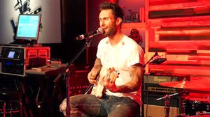 "WATCH: Adam Levine Covers R. Kelly's ""Ignition"" Remix"