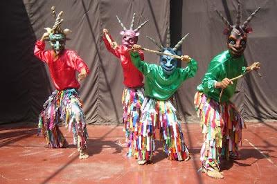 Danza de los diablitos afronorteños se lucirá en megaevento cultural Mectizaña en Lambayeque.