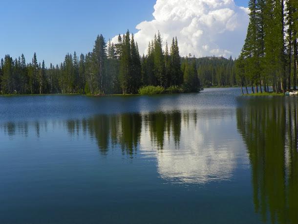 Serene Lake Soda Springs, Nevada County CA