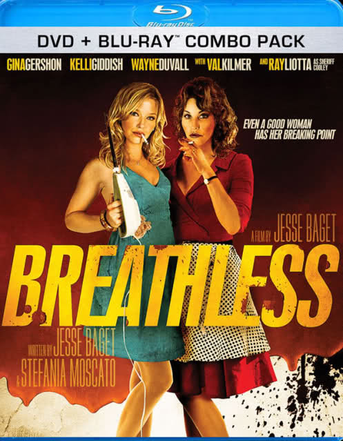 Filme Poster Breathless BRRip XviD & RMVB Legendado