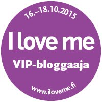 VIP-bloggaaja I love me 2015