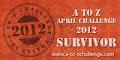 A-Z April 2012 Challenge