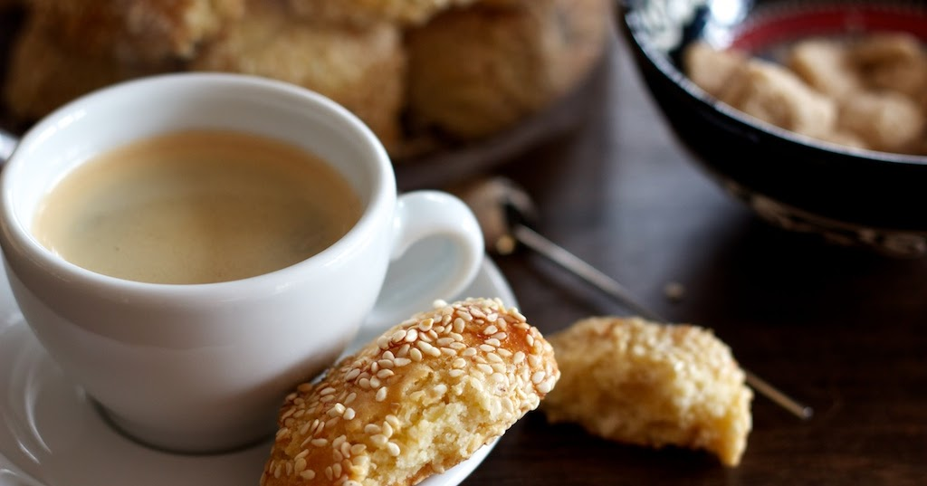 freshfromevaskitchen: Sicilian Sesame Cookies