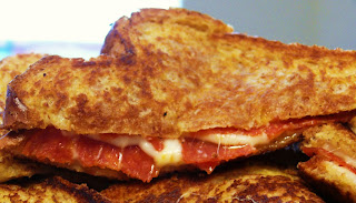 Pizza Grilled Cheese!