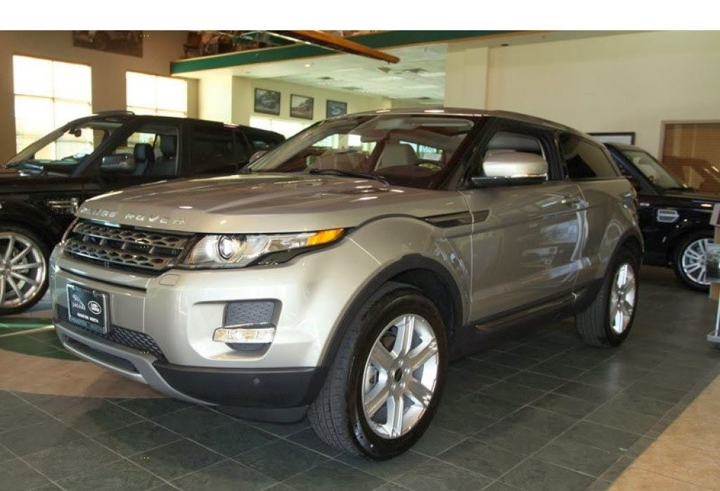 Land Rover Range Rover Evoque Pictures HD Prices