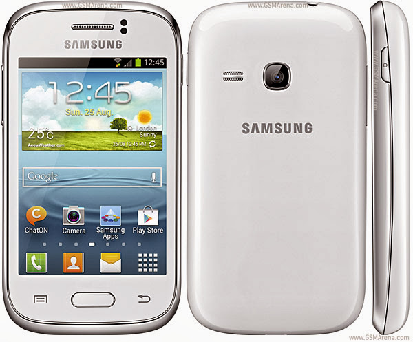 Harga Samsung Galaxy Young Terbaru dan Spesifikasi Lengkap
