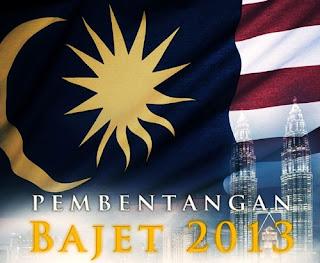 Pembentangan Penuh Bajet 2013
