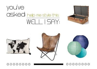 Help me style this: il baule da viaggio