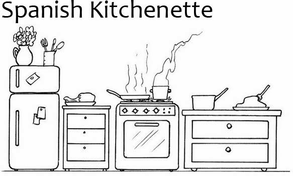 Spanish Kitchenette (SE)